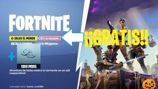 Bug pour jouer Save the World - GRATUIT - 1000 dindes. FORTNITE (FORTNITE)