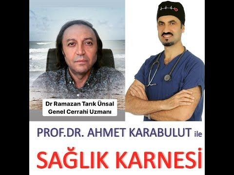 MAKAT (PROKTOLOJİK) HASTALIKLARI - DR RAMAZAN TARIK ÜNSAL - PROF DR AHMET KARABULUT