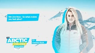 The Arctic V Q&A sessions: Chemmy Alcott
