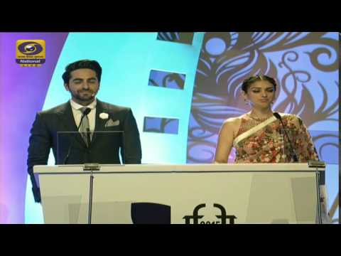 Opening Ceremony - 46th International Film Festival of India (IFFI2015)- LIVE