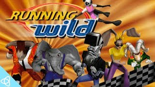 Running Wild (PS1 Gameplay) | Obscure Games #17