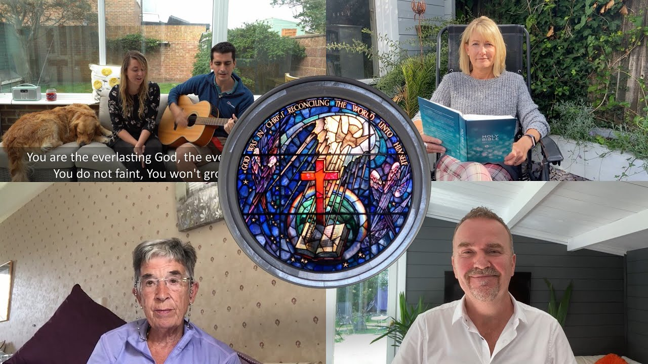 Being Open (to God and God's Kingdom) - 6th September 2020 - Worthing Baptist Church