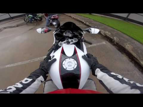 Mancuso Crossroads Total Control Intermediate Motorcycle safety course unedited (long video)