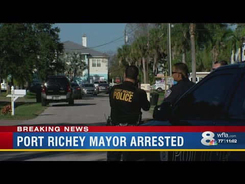 Big Rig - Port Richey #FloriDUH Mayor Fires On SWAT Team, Under Arrest