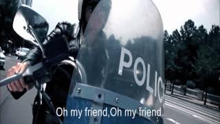 BIGBANG ft. No Brain - Oh My Friend M V ( greek subs )