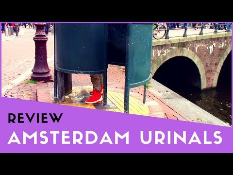 Amsterdam Urinals Review