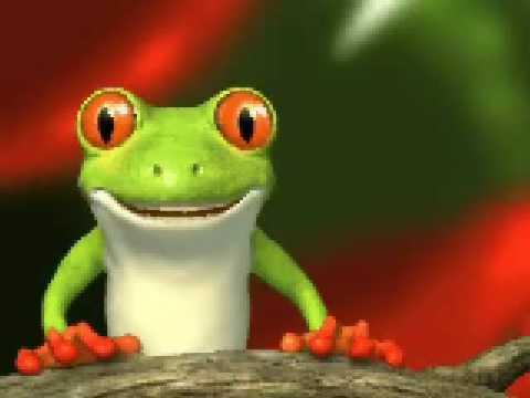 Frösche in der Nacht (Original) by Maikel the Frog - YouTube