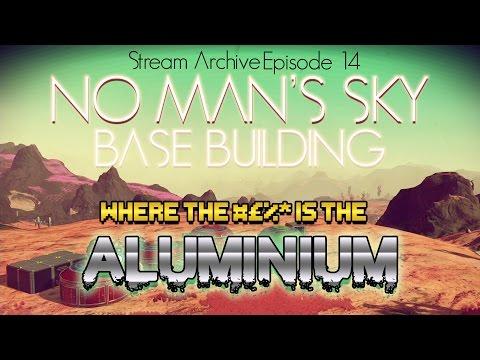 No Man's Sky  UPDATE 1.12 - Aluminum hunt (Part 14)