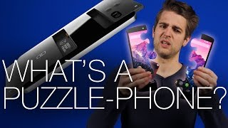 ANOTHER modular phone, Google Glass w/ Intel, Sony Pictures films leaked