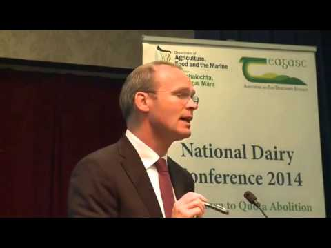 Irish National Dairy Conference, 19 November 2014. 1 of 5