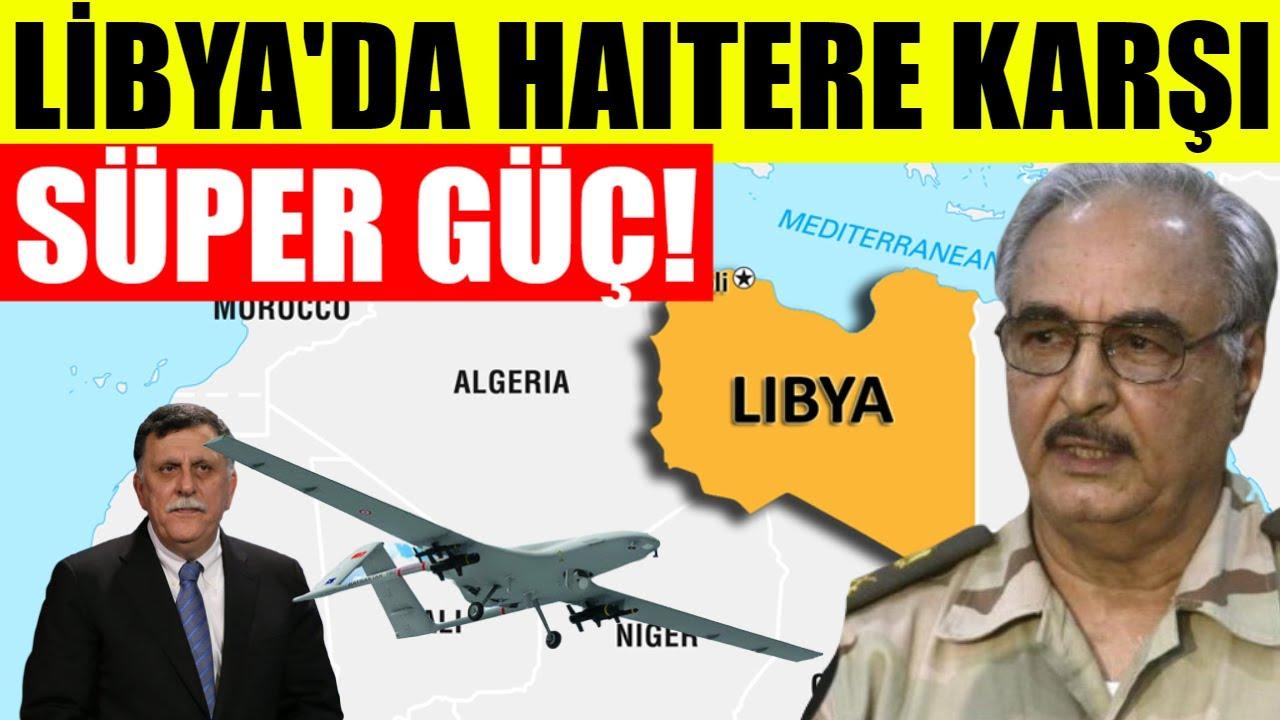 Libya'da Hal-tere Karşı Büyük Güç - Libya Son Durum