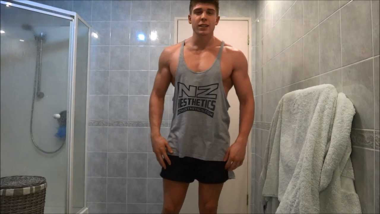 Jordan Metcalfe - 7 Week Out NZIFBB Auckland Champs ...