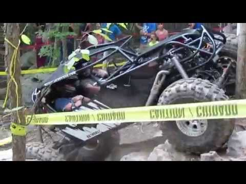 """""""Batmobile Will"""" Stewart and ride-along Kirk Jensen (ORI Struts Tech Support)"""