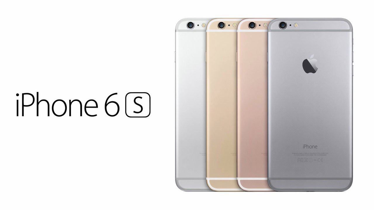 Айфон 6 s какие бывают цвета