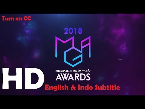 [FULL] MGA 2018 English Subtitle HD Part 1 Mp3