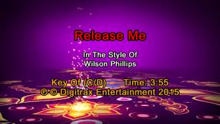Wilson Phillips - Release Me (Backing Track)
