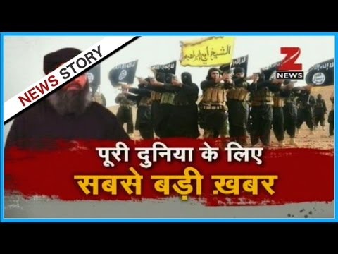 ISIS chief al-Baghdadi admits defeat in Iraq, asks terrorists to flee
