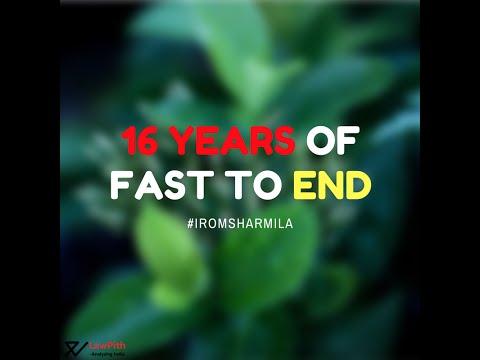 Irom Sharmila - Story of Iron Lady of Manipur - Explained