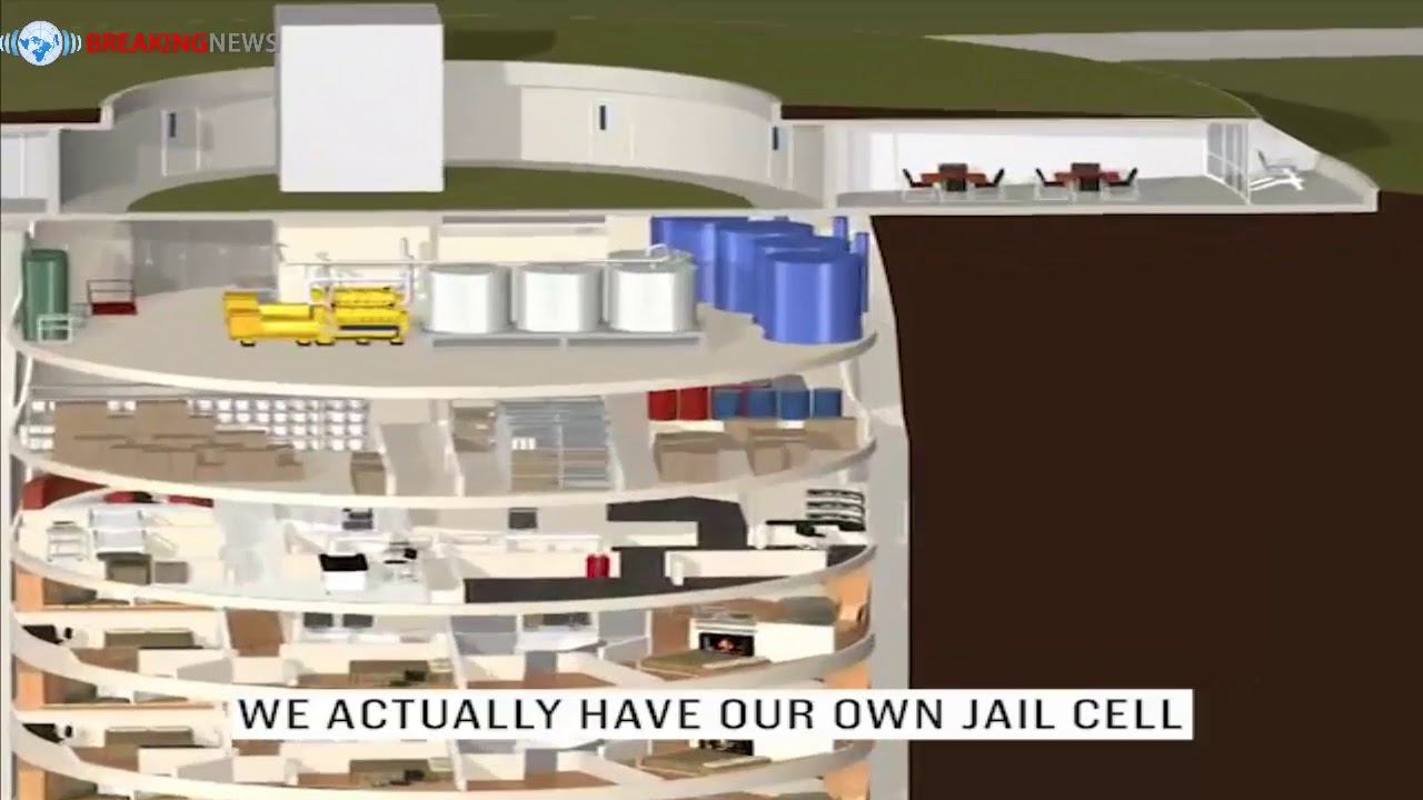 This Doomsday Bunker For The Super Rich Is Already Sold Out Youtube