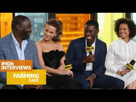 Kate Beckinsale Helps 'Farming' Director Turn Life Story Into a Movie  TIFF 2018