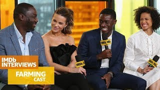 Kate Beckinsale Helps 39Farming39 Director Turn Life Story Into a Movie  TIFF 2018