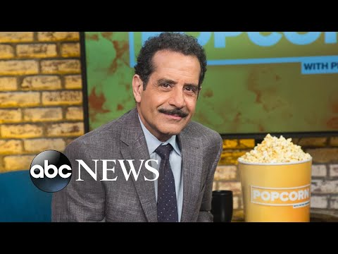 Tony nominee Tony Shalhoub 'grateful' to his sister for acting career