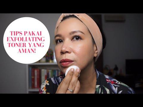 Cara Aman Pakai Exfoliating Toner untuk Pemula | Affi Assegaf