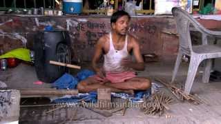 Dussehra 2013 : Ravana making in process