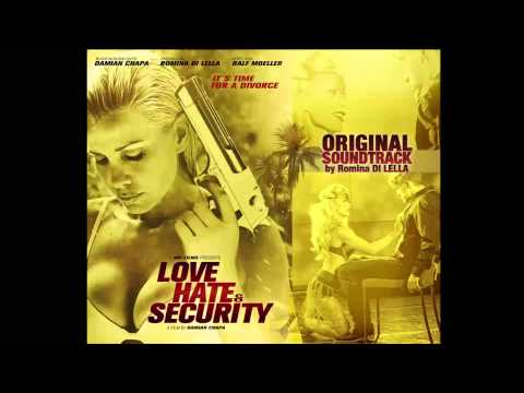 "2014 Original  by Romina Di Lella ""Love Hate & Security""Composition by Vivien Lee"