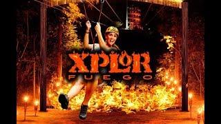 XPLOR PARK MEXICO ATTRACTIONS