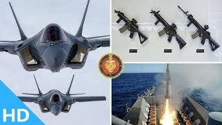 Indian Defence Updates : F-35 Offer With F-21,CAR-816 Deal,25 Israeli LORROS,Nirbhay Cruise Test