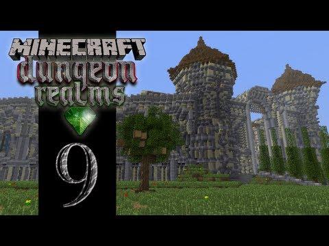 Minecraft Dungeon Realms with Nancy Drew - EP09 - Crazy Jump Skillz!