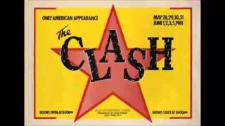 The Clash -  Live at Bond's International Casino 9 June 1981 Excellent Sounboard (HQ Audio Only)