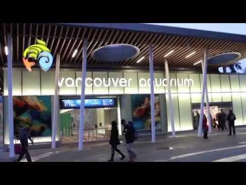 VANCOUVER AQUARIUM -- VA TO VANCOUVER