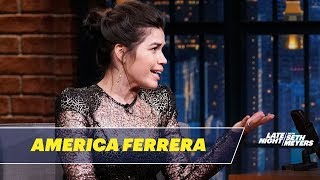 America Ferrera Won't Rule Out a Career in Politics