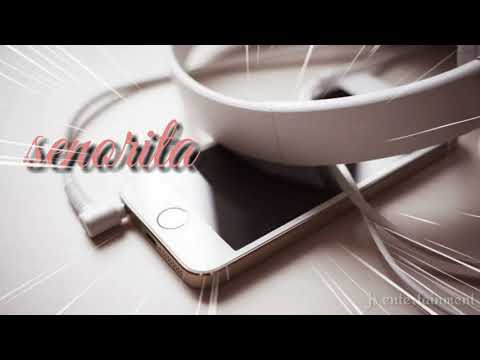 IPhone Remix Senorita Ringtone | Remix Ringtone| IPhone Remix | Senorita Remix