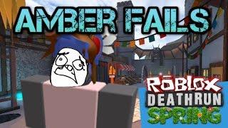 Amber Fails: Die Rückkehr von Roblox Deathrun