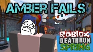 Amber Fails: The Return of Roblox Deathrun
