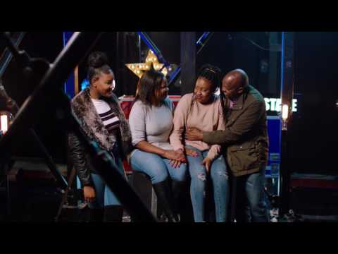 Kenyan Sarah Ikumu amazes Simon Cowell On Britain's Got Talent 2017
