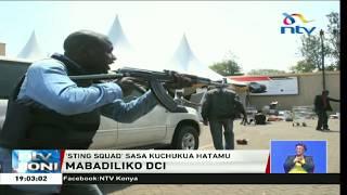 Mabadiliko DCI: Kitengo cha flying Squad chaondolewa