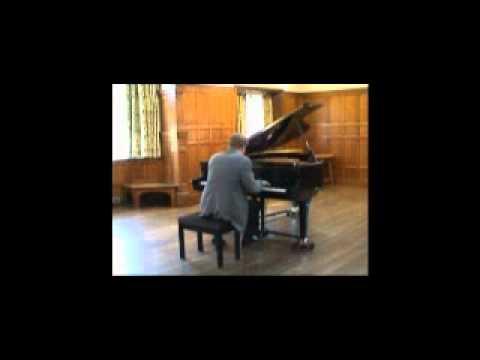 Messiaen Vingt Regards Sur L' Enfant Jesus: Première Communion de la Vierge P. Archontides, piano