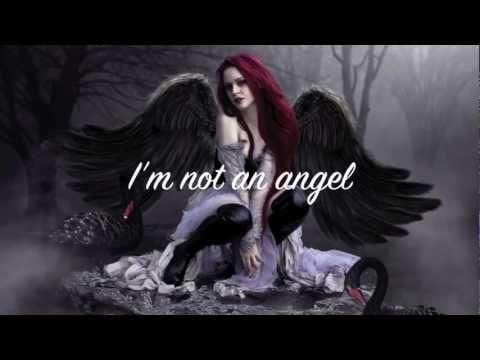 Halestorm~ I'm Not An Angel (lyrics)