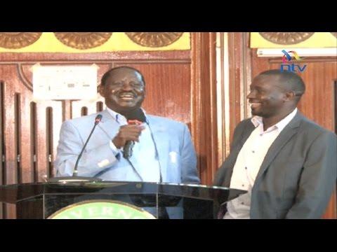 Raila Odinga reassures nomination losers #ElectionsKE