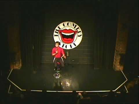 Tony Wright Comedy Store Manchester (Valentines Day)