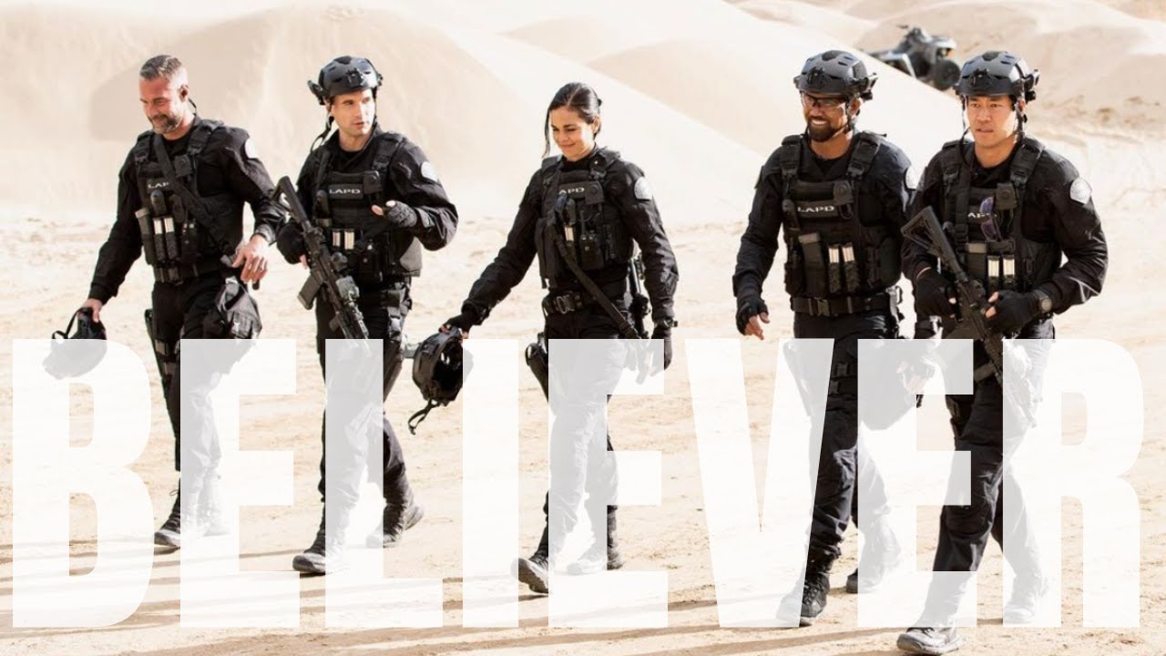 Download S.W.A.T Team   Believer   Season 4 ACTION