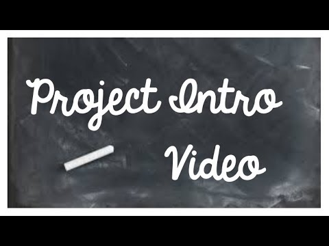 New Children's Book List Project Direction Video