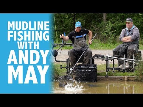 Catch Carp And F1s On The Far Bank | Andy May | Cudmore Fisheries | Pole And Match Fishing