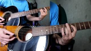 Shigatsu wa Kimi no Uso OP -  Hikaru nara (Guitar cover)