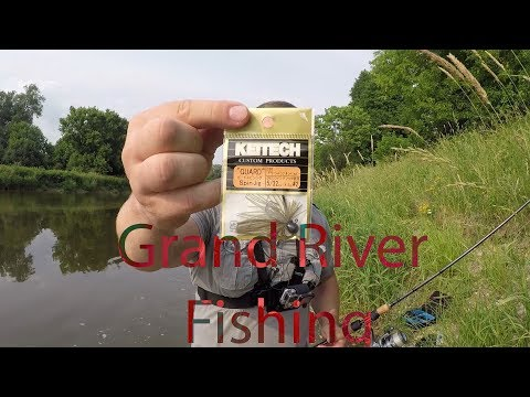 Grand River Fishing - Don`t Do What I`ve Done !