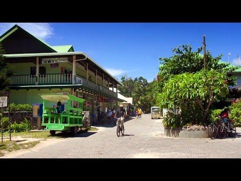 La Passe, La Digue Seychelles